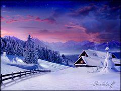 Winter ist da.....