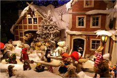 Winter-Kinder-Wunderland