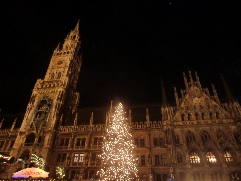 Winter   - Marienplatz München