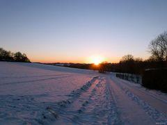 Winter mitten im Pott