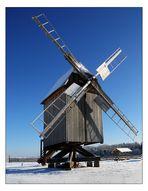 Winter-Mühle