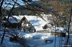 Winter-Romantik im Bayerischen Wald