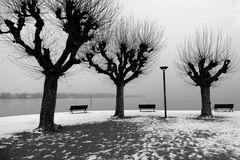 Winter-Ruhe