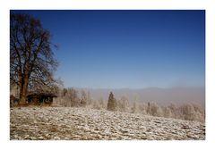 Winter View - Winteraussicht