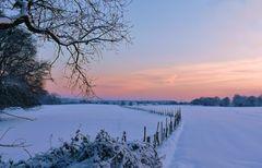 Winter von der schönen Seite