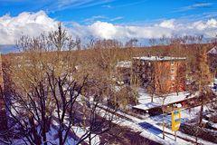 Winter von seiner schönen Seite