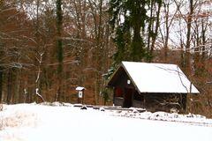 Winter - Wanderplatz