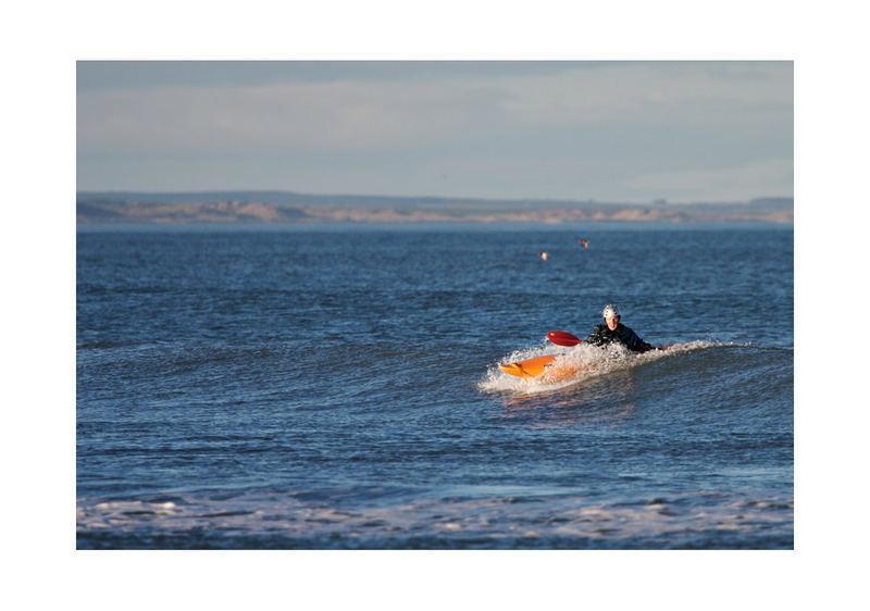 Winter Wave - Aberdeen