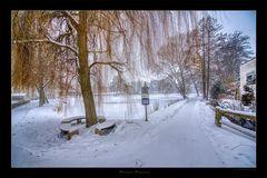Winter Weiher
