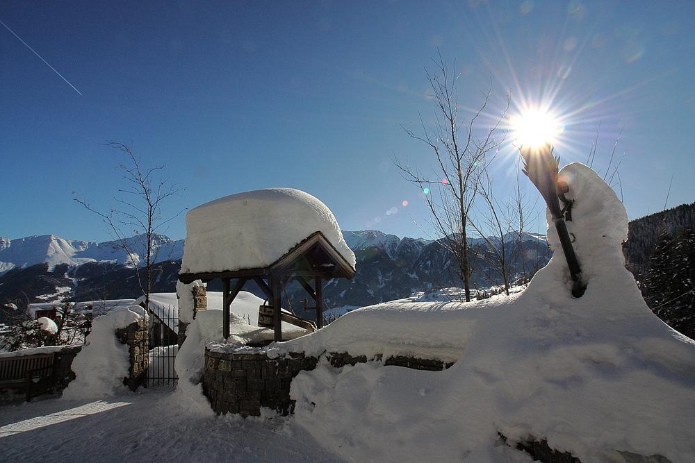 Winter - wie er sein sollte - FISS am 12.01.2012 Foto ...