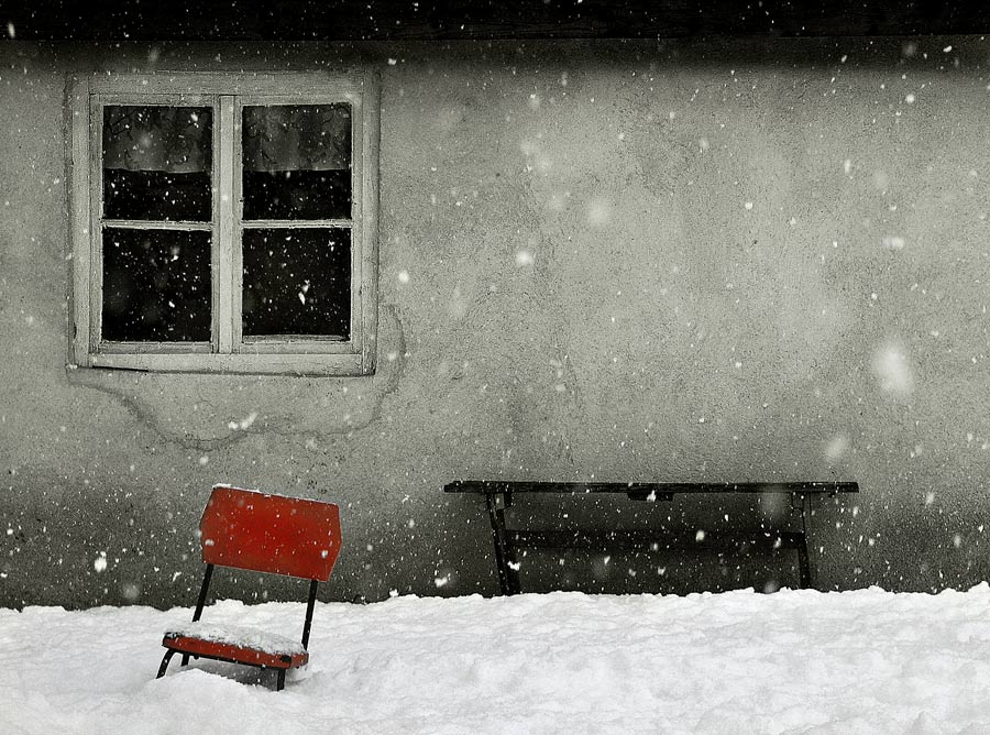 Winter Without Grandma