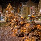 Winter Wonderland in Künzelsau