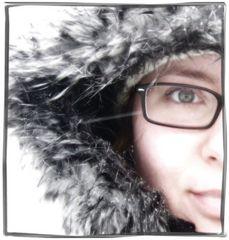 """winter wonderland smile..."""