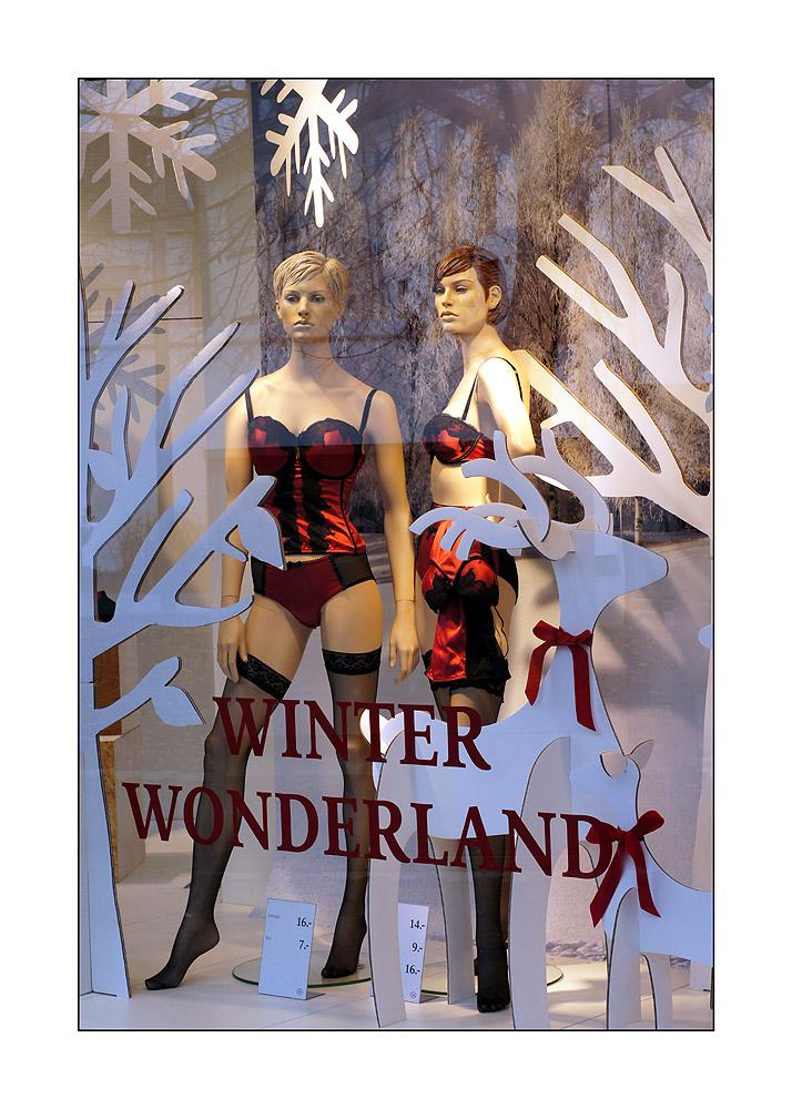 """Winter Wunderland"""