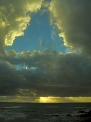 Winterabend am Meer  /  Sera invernale sul mare  (2)