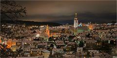 Winterabend in Siegen