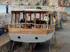 Winterarbeit im Hafen von Antalya