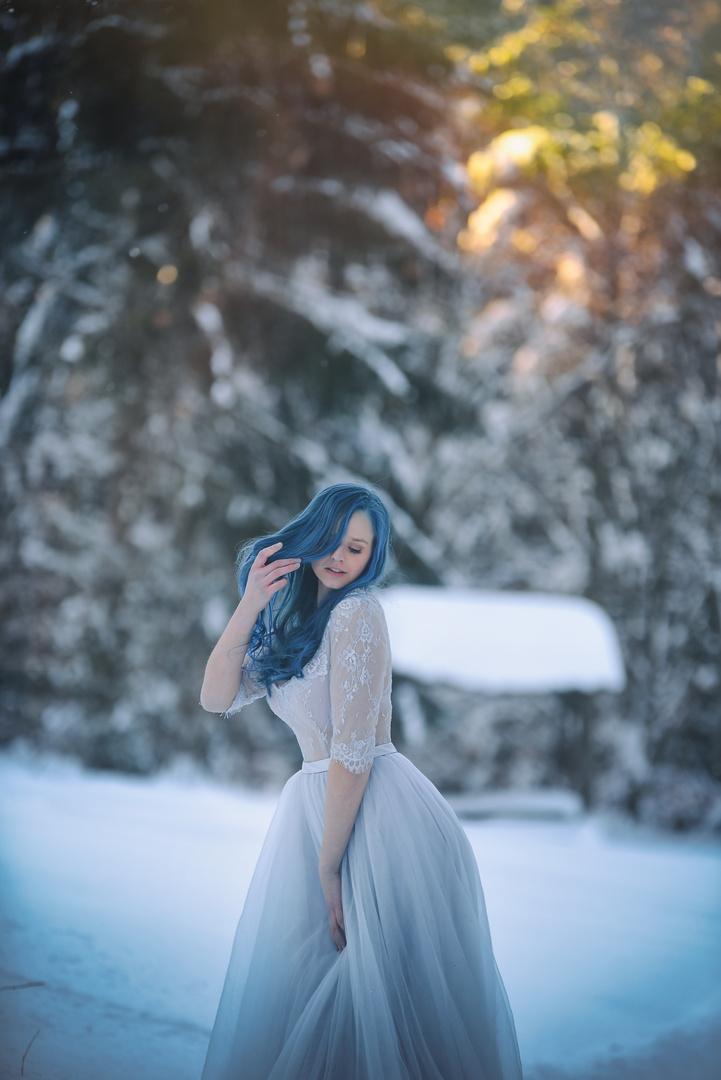 ~ Winterbeauty ~