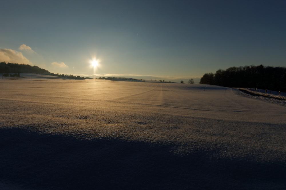 Winterbeginn 2012
