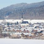 Winterbeginn in Thalgau 27.11.2010