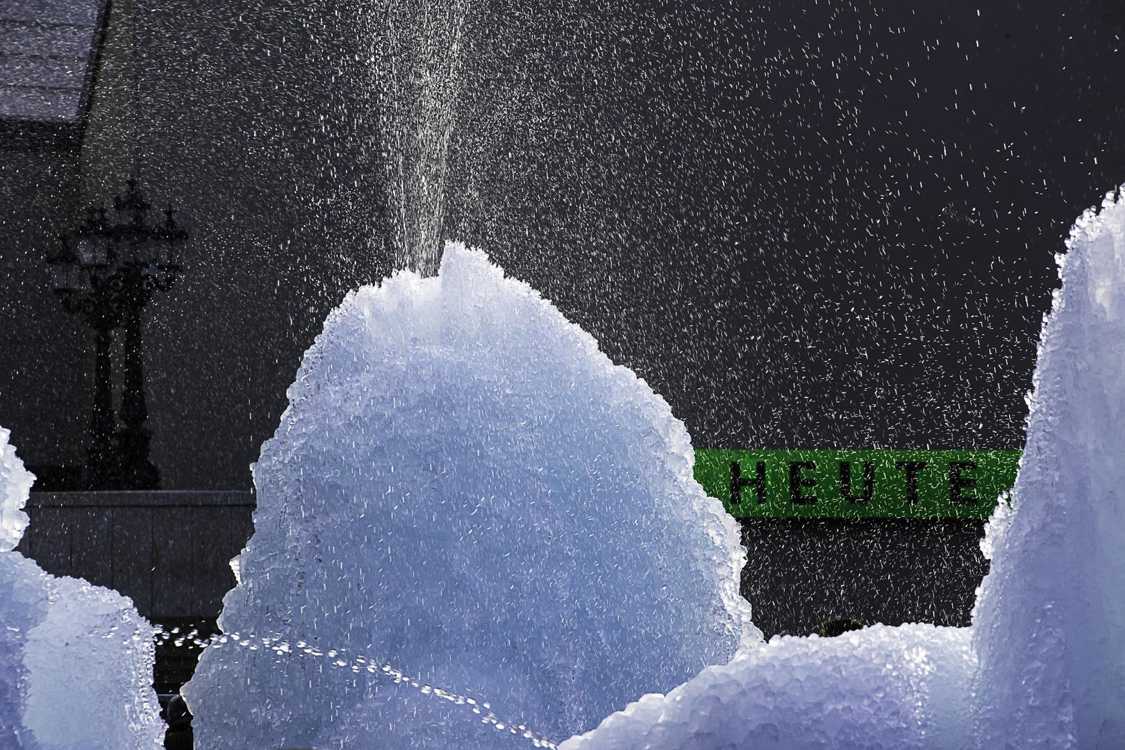 Winterbrunnen 02