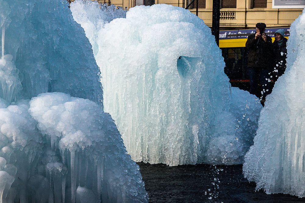 Winterbrunnen 10