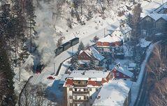 Winterdampf im Oybintal (3)