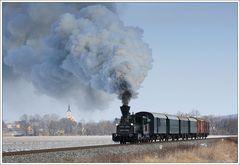 Winterdampf in der Steiermark III - Full Steam Ahead