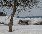 Winterdampf um Klatovy Nr. 7