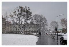 Wintereinbruch 2013