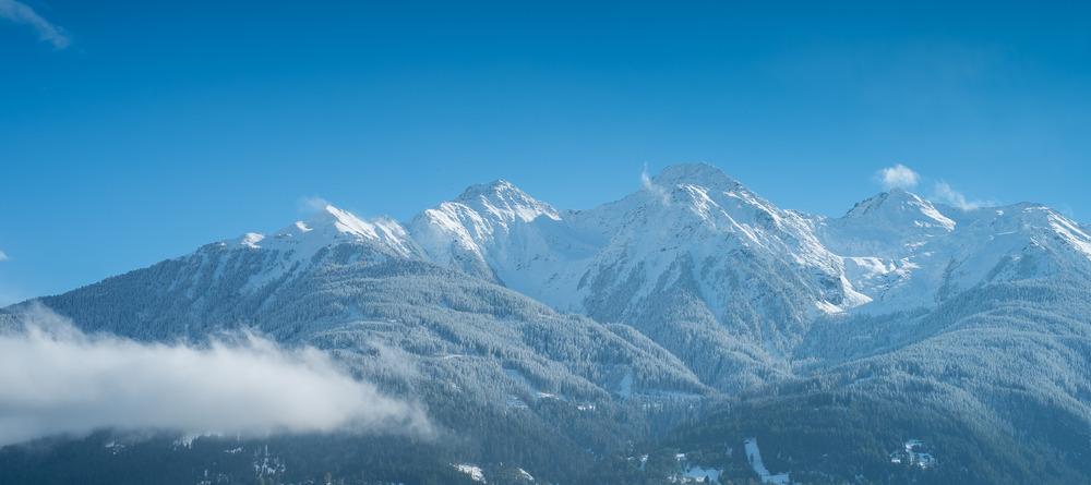 Wintereinbruch im Tiroler Oberland 2013