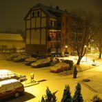 Wintereinbruch über Sangerhausen 1 (21.11.2008)