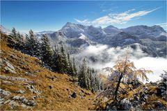 ~ Wintereinstand im Gebirge ~