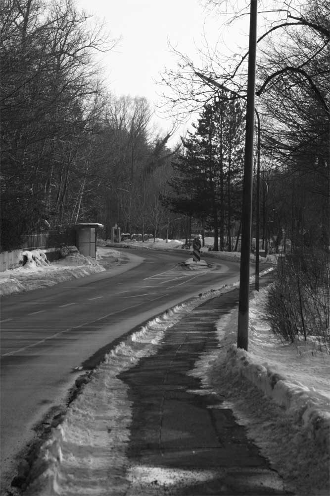 Winteremotionen '05 - Wohin der Weg wohl führt