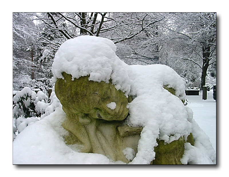 Winterengel 12