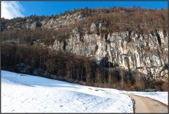 Winterfelsen