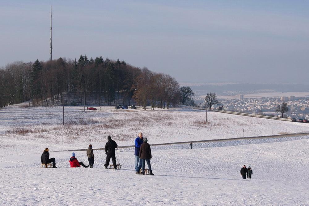 Winterfreuden an der Achalm