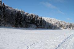 Winterfreuden auf der Schwäbischen Alb