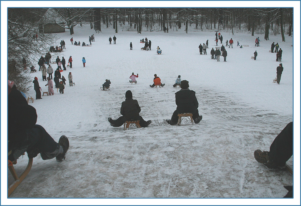 Winterfreuden für groß und klein
