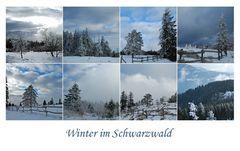 Wintergruß zum Wochenende