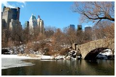 Winteridylle Central Park