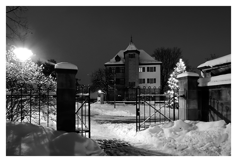 Winterimpression in Schwaig 02