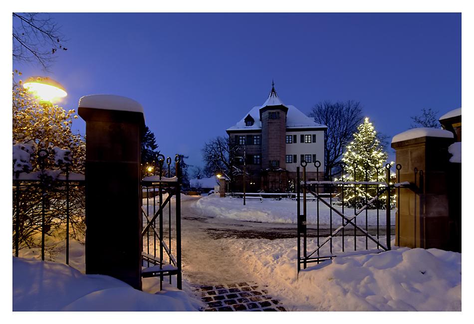 Winterimpression in Schwaig 03