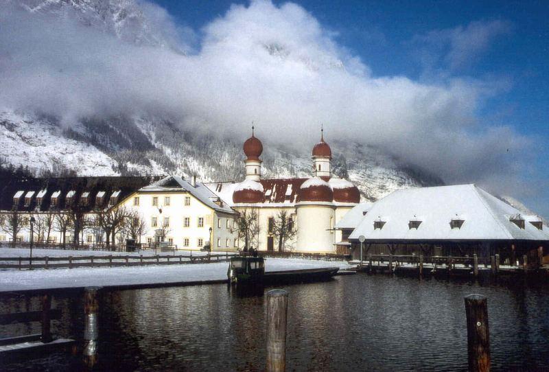 Winterimpressionen am Königssee