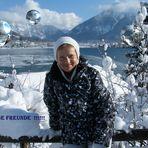Winterimpressionen sind wie Seifenblasen -