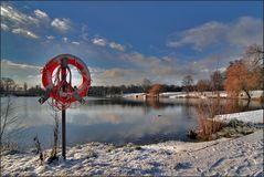 * Winterlandschaft *