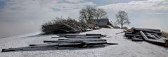 Winterlandschaft auf der Kehr in der schönen Steiermark!