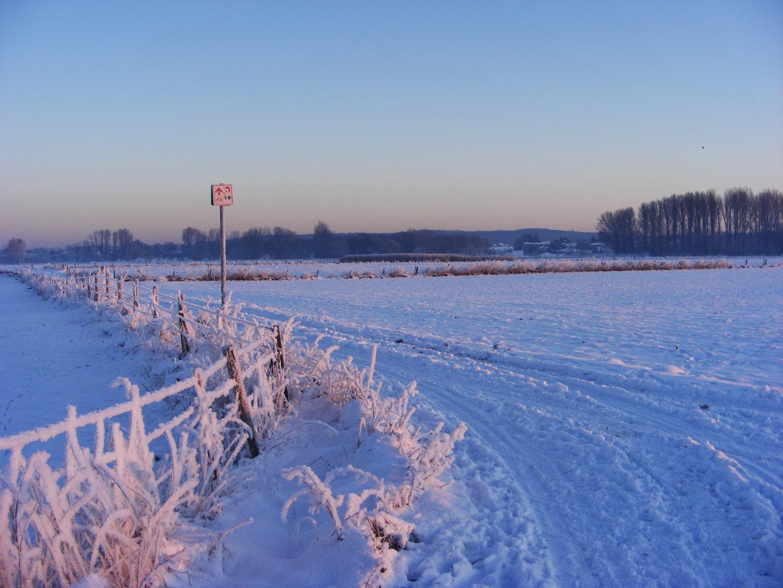 Winterlandschaft Heinsberg