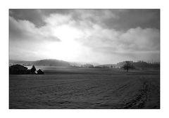 Winterlandschaft - Hittnau ZH