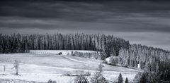 Winterlandschaft im Hochsauerland
